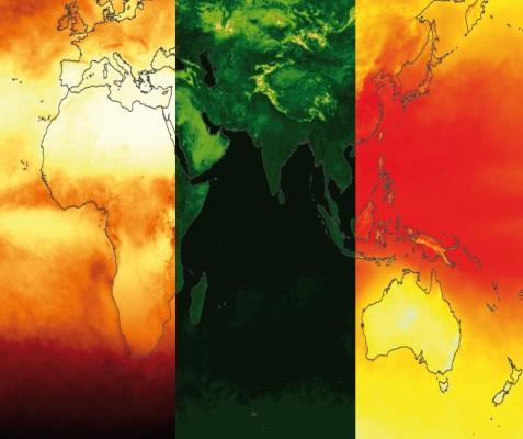EUMETSAT: Training Courses on Satellite based Climate Monitoring