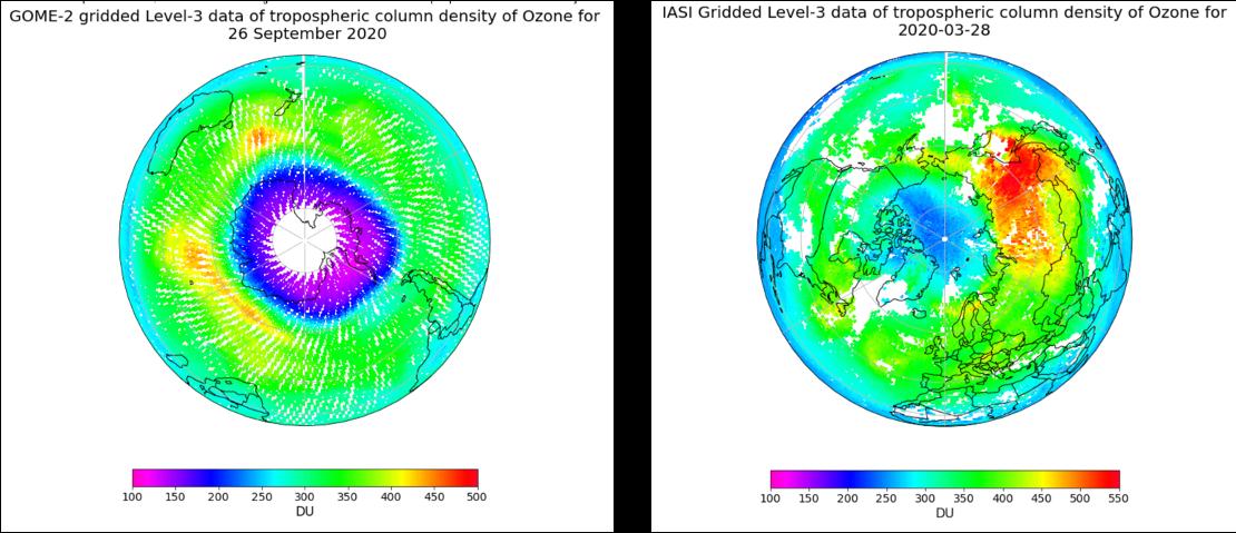 2020 Ozone hole